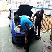 엘카 자동차 헤드라이트 복원 DIY교육 및 시공